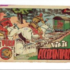 Tebeos: ARCHIVO * EL PUMA * Nº 44 , 2ª SERIE * ORIGINALES * EDITORIAL MARCO 1953 *. Lote 286716353