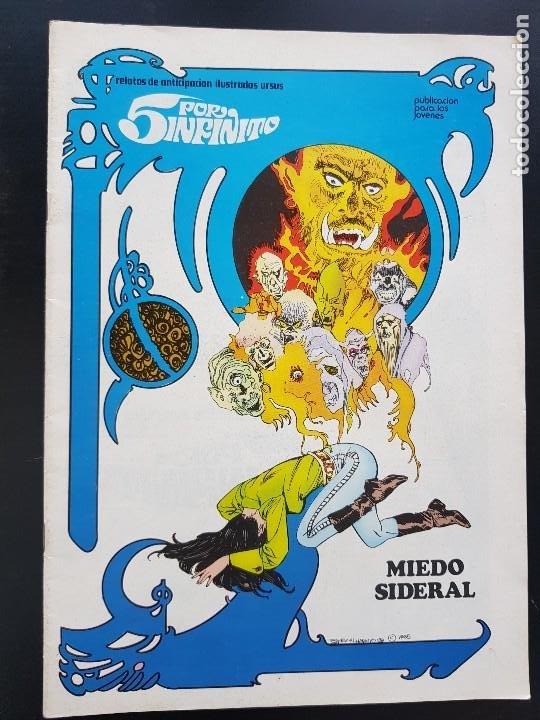 TEBEO / CÓMIC MUY BIEN 5 POR INFINITO N⁰ 3 SÚPER URSUS 1981 (Tebeos y Comics - Marco - Otros)