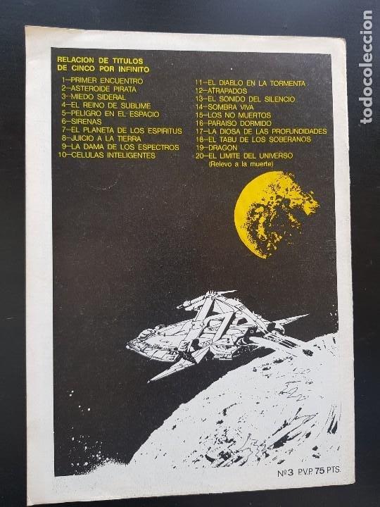 Tebeos: TEBEO / CÓMIC MUY BIEN 5 POR INFINITO N⁰ 3 SÚPER URSUS 1981 - Foto 3 - 287073448