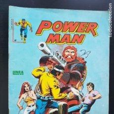 Tebeos: TEBEO / CÓMIC MUY BIEN POWER MAN N⁰ 2 SÚPER HÉROES 1983 LINEA 83. Lote 287073988