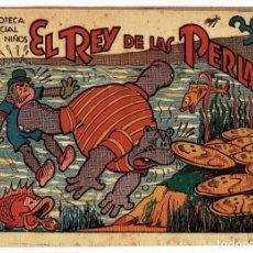 Tebeos: HIPO - EL REY DE LAS PERLAS - BIBLIOTECA ESPECIAL PARA NIÑOS - ORIGINAL - ED. MARCO 1942 - 30 CTS.. Lote 287397073