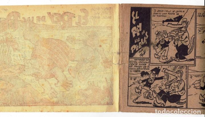 Tebeos: HIPO - EL REY DE LAS PERLAS - BIBLIOTECA ESPECIAL PARA NIÑOS - ORIGINAL - ED. MARCO 1942 - 30 CTS. - Foto 4 - 287397073