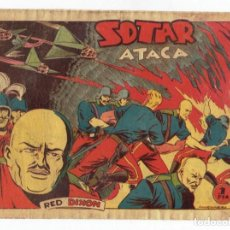 Tebeos: RED DIXON 1ª SERIE - Nº 22 - SOTAR ATACA - EDITORIAL MARCO 1954 - ORIGINAL. Lote 287545913