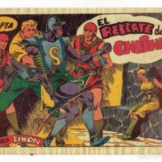 Tebeos: RED DIXON 1ª SERIE - Nº 47 - EL RESCATE DE ONDINA - EDITORIAL MARCO 1954 - ORIGINAL. Lote 287546663