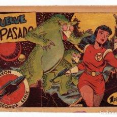 Tebeos: RED DIXON 2ª SERIE - Nº 30 - VUELVE EL PASADO - EDITORIAL MARCO 1954 - ORIGINAL. Lote 287548893