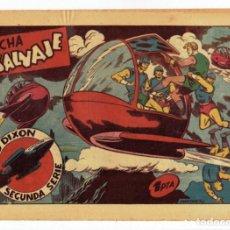 Tebeos: RED DIXON 2ª SERIE - Nº 23 - LUCHA SALVAJE - EDITORIAL MARCO 1955 - ORIGINAL. Lote 287550613