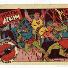 Tebeos: RED DIXON 2ª SERIE - Nº 18 - LA DERROTA DE ALKAM - EDITORIAL MARCO 1955 - ORIGINAL. Lote 287551003