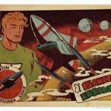 Tebeos: RED DIXON 2ª SERIE - Nº 17 - EL PLANETA ERRANTE - EDITORIAL MARCO 1955 - ORIGINAL. Lote 287551223