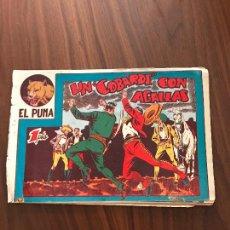 Tebeos: EL PUMA Nº 30 , ORIGINAL , EDITORIAL MARCO. Lote 288023698