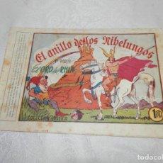 Livros de Banda Desenhada: EL ANILLO DE LOS NIBELUNGOS, ORIGINAL, ED. MARCO. Lote 293151548