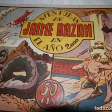 Livros de Banda Desenhada: JAIME BAZAN EN EL AÑO 2000, ORIGINAL, ED. MARCO, 50 CTS. Lote 293151563