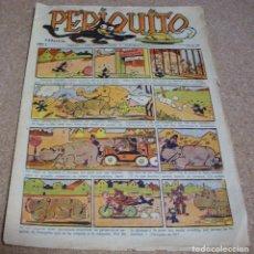Tebeos: PERIQUITO Nº 27 - MARCO 1927- -ORIGINAL EN BUEN ESTADO -LEER DESCRIPCION Y ENVIOS. Lote 293922868