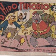 Tebeos: BIBLIOTECA ESPECIAL PARA NIÑOS: D. HIPO TENORIO. Lote 295629923