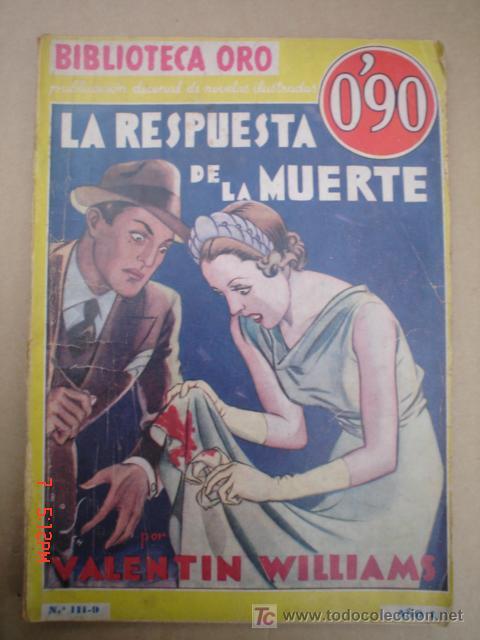 EDITORIAL MOLINO--BIBLIOTECA ORO--Nº 9 (Tebeos y Comics - Molino)