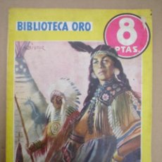 Tebeos: EDITORIAL MOLINO--BIBLIOTECA ORO--Nº 280. Lote 6996096