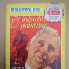 Tebeos: EDITORIAL MOLINO--BIBLIOTECA ORO--Nº 228. Lote 6996102