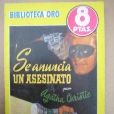 Tebeos: EDITORIAL MOLINO--BIBLIOTECA ORO--Nº296. Lote 6996129
