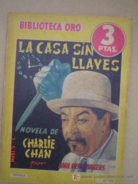 EDITORIAL MOLINO--BIBLIOTECA ORO--Nº115 (Tebeos y Comics - Molino)