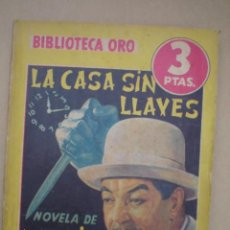 Tebeos: EDITORIAL MOLINO--BIBLIOTECA ORO--Nº115. Lote 6996183