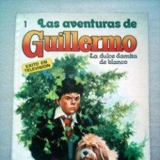 Tebeos: AVENTURAS GUILLERMO Nº 1.MOLINO 1980. Lote 25833334
