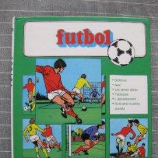 Tebeos: FUTBOL. EDITORIAL MOLINO 1986. EN CATALA.. Lote 20849718