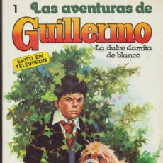 Tebeos: LAS AVENTURAS DE GUILLERMO Nº 1. Lote 18897364