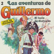 Tebeos: LAS AVENTURAS DE GUILLERMO Nº 2. MOLINO.. Lote 18897394