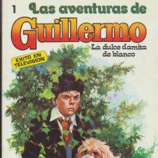 Tebeos: LAS AVENTURAS DE GUILLERMO Nº 1. Lote 18910877