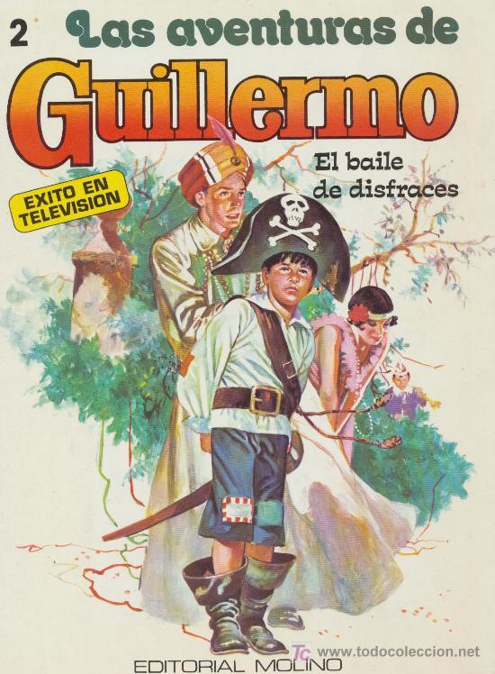 LAS AVENTURAS DE GUILLERMO Nº 2 (Tebeos y Comics - Molino)