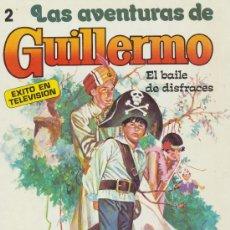 Tebeos: LAS AVENTURAS DE GUILLERMO Nº 2. Lote 18910916