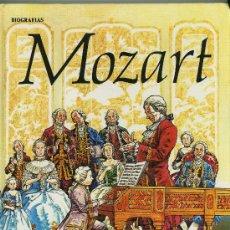 Livros de Banda Desenhada: MOZART Nº6.. Lote 27017510