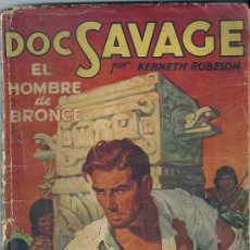 Tebeos: DOC SAVAGE Nº 1-2-3. Lote 30819884