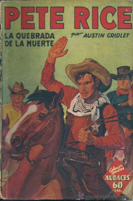 PETE RICE Nº 4 1º EDICION (Tebeos y Comics - Molino)