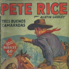 Tebeos: PETE RICE Nº 2. Lote 30820376