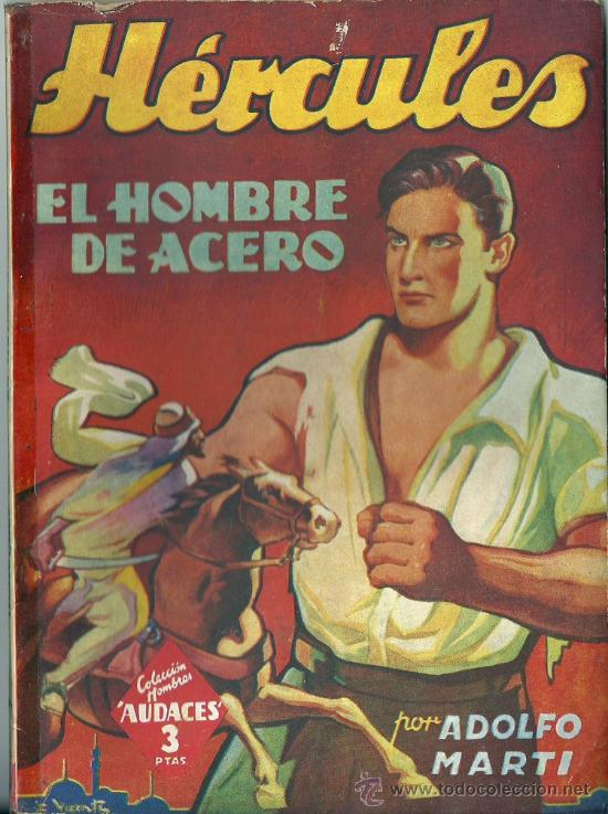 HERCULES Nº 3 (Tebeos y Comics - Molino)