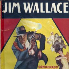 Tebeos: JIM WALLACE Nº 131. Lote 30820695