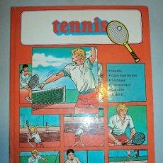 Tebeos: TENNIS, TEXTO EN CATALÁN. EDICIONES MOLINO 1986.. Lote 30956994