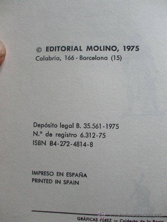 Tebeos: IVANHOE, walter scott, editorial , coleccion clasicos juveniles molino, 24 - Foto 2 - 31192446