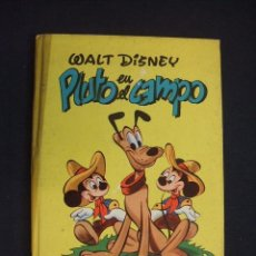 Tebeos: WALT DISNEY - PLUTO EN EL CAMPO - EDIT. MOLINO - 1954 -. Lote 31454630