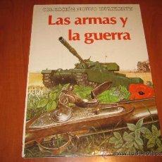 Livros de Banda Desenhada: LAS ARMAS Y LA GUERRA , COLECCION NUEVO HORIZONTE ED. MOLINO AÑO 1978. Lote 34649319