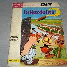 Tebeos: ASTERIX LA HOZ DE ORO. EDITORIAL MOLINO. AÑOS 60. SALDOS. REGALO EL GALO, CÓMICS Nº 1 EL PAÍS.. Lote 36283721