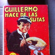 Tebeos: GUILLERMO HACE DE LAS SUYAS. Lote 36974502