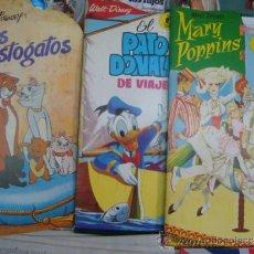 Livros de Banda Desenhada: TROQUELADO GIGANTE DISNEY - EL PATO DONALD DE VIAJE - MOLINO 1972 - SIN USO - DE FONDO DE QUIOSCO. Lote 38238874