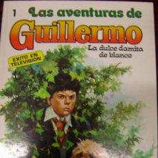 Tebeos: LAS AVENTURAS DE GUILLERMO, LA DULCE DAMITA DE BLANCO, Nº1. Lote 39731226