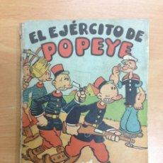 Tebeos: COMIC POPEYE EL EJERCITO DE POPEYE. Lote 40081503