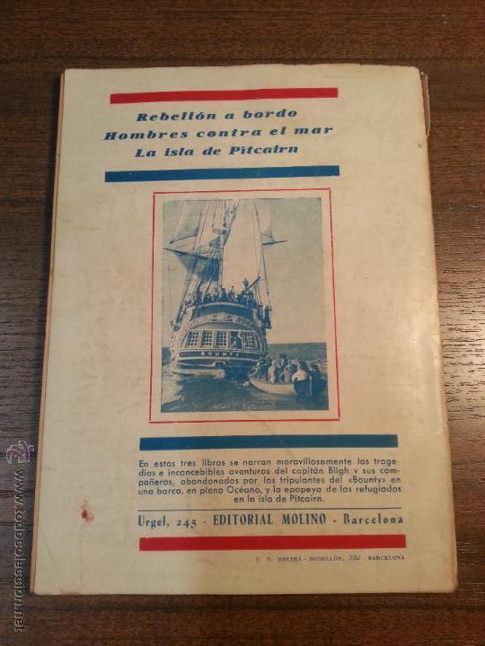 Tebeos: DOC SAVAGE. EL PAIS DE LA NOCHE ETERNA. Nº100. KENNETH ROBERTSON. - Foto 2 - 41849149