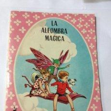Tebeos: LA ALFOMBRA MAGICA - COLECCION MARUJITA N.4 - EDITORIAL MOLINO 1964. Lote 42804120