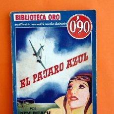 Tebeos: BIBLIOTECA ORO - Nº 1 - 23 - AÑO II - EL PAJARO AZUL - EDITORIAL MOLINO 1935 -. Lote 45964013