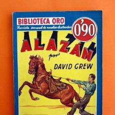 Tebeos: BIBLIOTECA ORO - Nº 1 - 33 - AÑO III - ALAZÁN - EDITORIAL MOLINO 1935 -. Lote 45964482