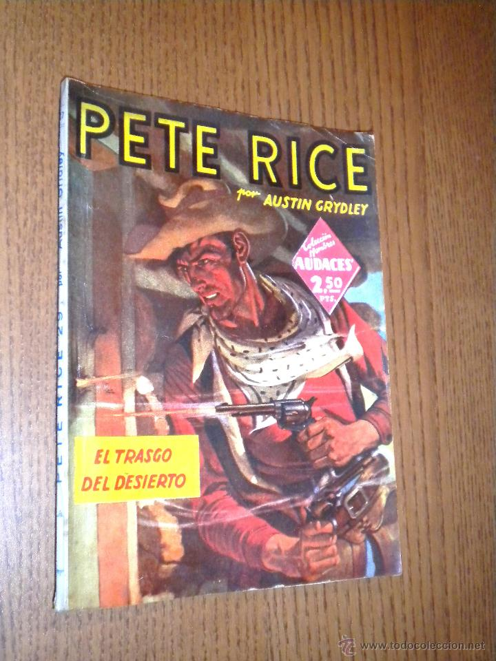 PETE RICE MOLINO 1946 NUMERO 127 (Tebeos y Comics - Molino)